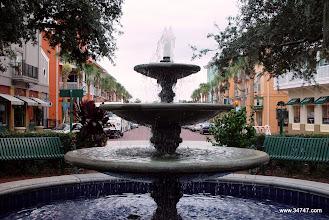 Photo: Market Square, Celebration, FL