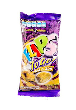 Cereal Flips Dulce De