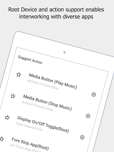 OTOSet - Android Automation Device Settings  screenshots 11