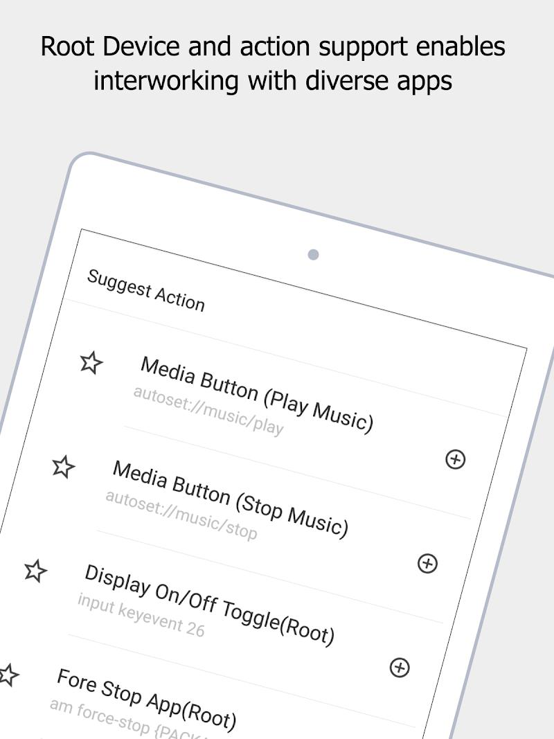 Autoset - Android Automation Device Settings Screenshot 12