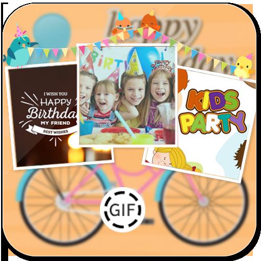 Birthday GIF Maker