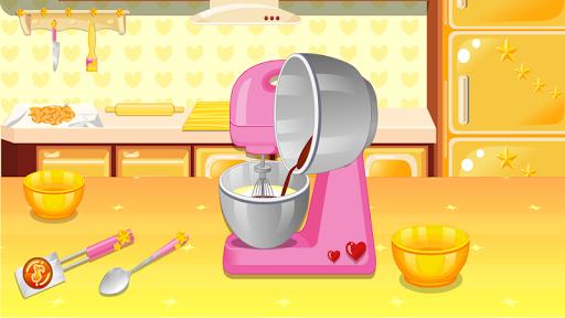 cook cake games hazelnut Screenshots 5