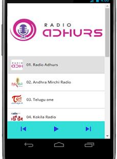 Telugu Radio Channels - náhled