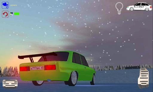 Russian Drift