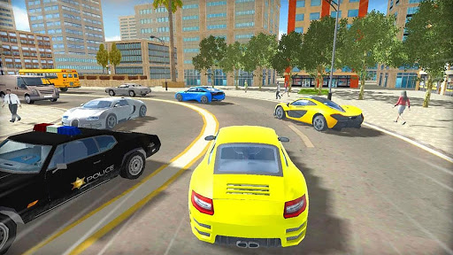 Real City Car Driver 3.7 screenshots 5