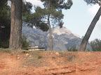 La muntanya de Montserrat