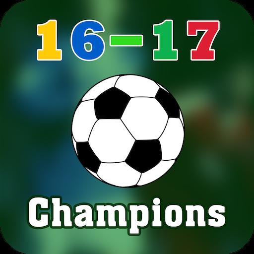 Bóng Đá Champions League 16-17 運動 App LOGO-硬是要APP