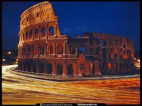 Photo: Rome's Colliseum