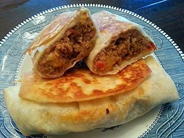Vegetarian Burritos Recipe