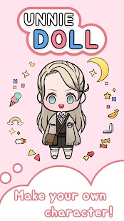 ApkMod1.Com Unnie doll + Mod (Unlocked) for Android Casual Game