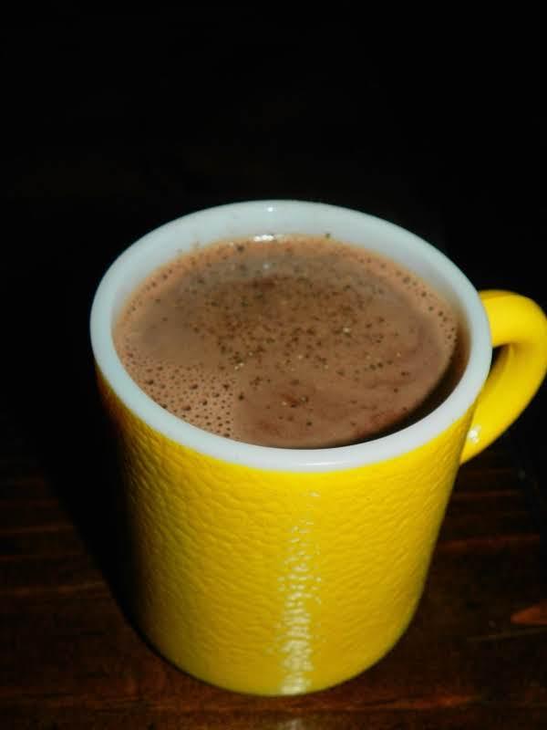Lumumba  (a Warm Swiss Cocktail) Recipe