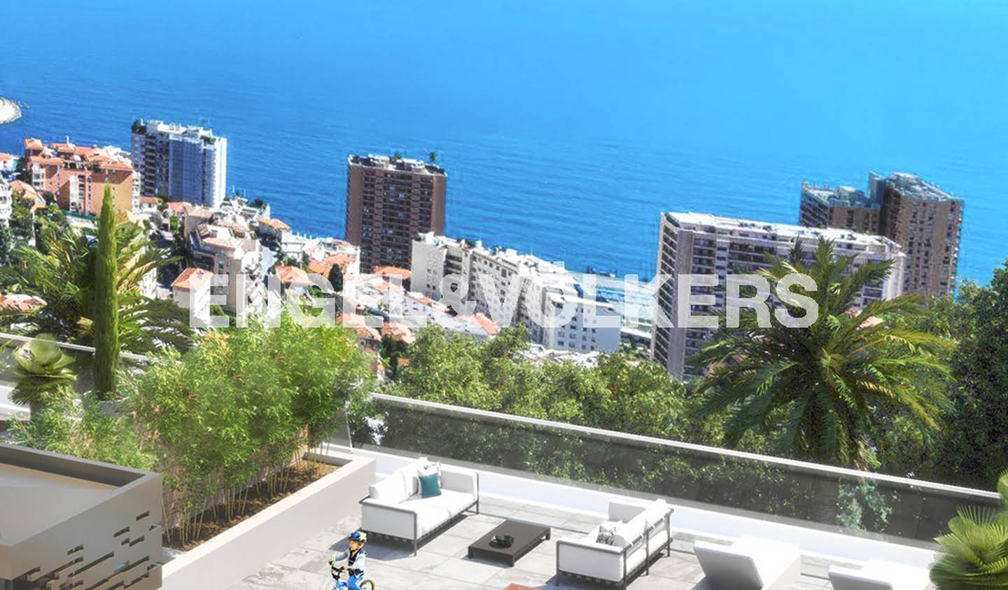 Apartment with pool Beausoleil