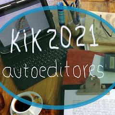 kik2021autoeditores: Asesoría  en autopublicados formatos e-book y libro impreso.