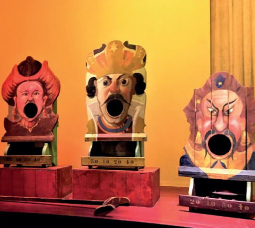 All the Fun of the Fair at the Musée des Arts Forains in Paris
