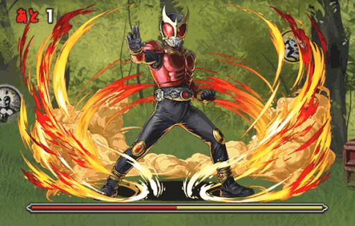 仮面ライダー-1F