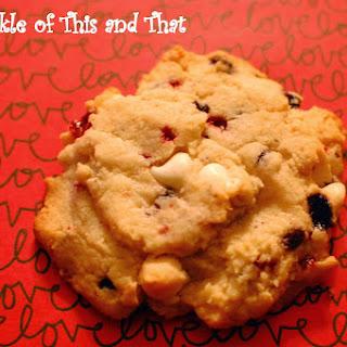 Berry Cheesecake Cookies
