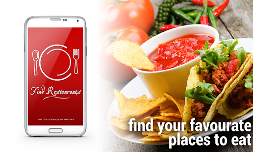 Find Restaurants Near Me - Free- screenshot thumbnail