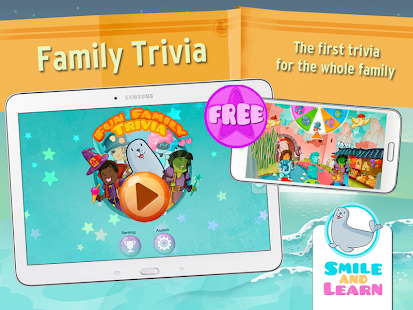 Family Trivia Free- screenshot thumbnail