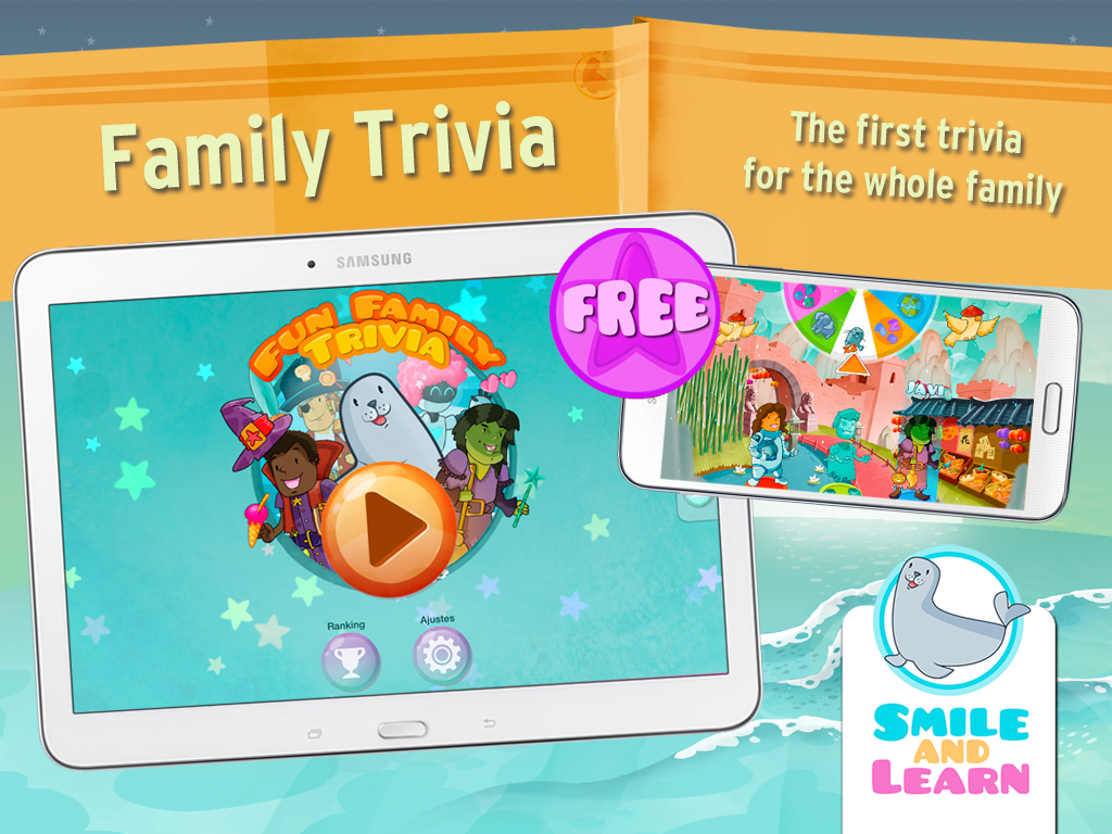 Family Trivia Free- screenshot