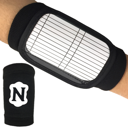Neumann-Playcall-Wristband-Coach-Triple View