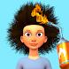 Fire Haircut