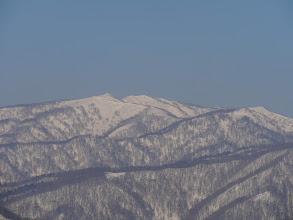 栗ヶ岳アップ