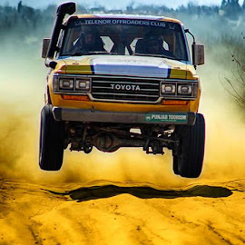 Take off by Ghazan Joyia - Sports & Fitness Motorsports (  )