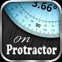 ON Protractor icon