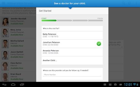LiveHealth Online Mobile 8.2.0.040_08 screenshot 172144