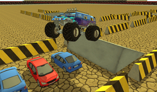Monster Truck Rally Arena