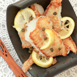 Lemon White Wine Butter Cod Recipes.