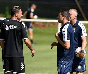 Karim Belhocine a fait son choix pour Charleroi - Genk : un attaquant est écarté