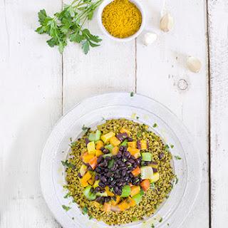Roasted Veggie Quinoa Casserole.