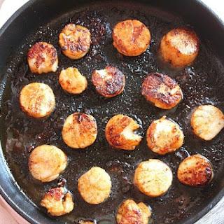 Smoky Scallop Tostadas Recipe