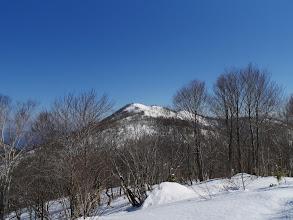 山頂が近くに