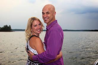 Photo: Lake Hartwell Elopement www.WeddingWoman.net