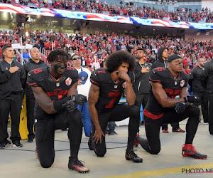 Knielende NFL-ster vermijdt rechtszaak