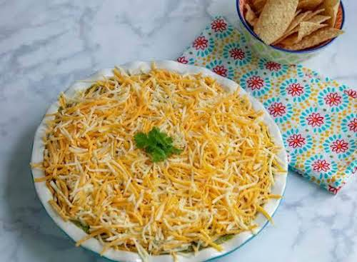 """Fajita Dip """"Just made this for weekend snack day... I could eat..."""