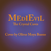 """The Crystal Caves (from """"Medievil"""")"""