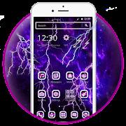App Neon Thunder Night Theme APK for Windows Phone
