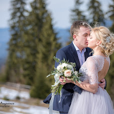 Wedding photographer Nina Andrienko (NinaAndrienko). Photo of 27.03.2017