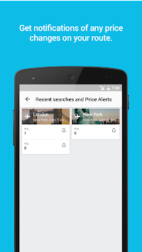 Skyscanner APK screenshot thumbnail 3