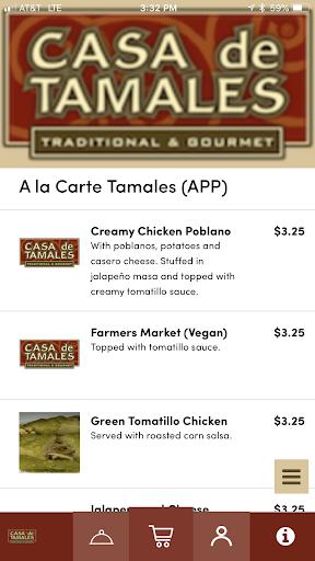 Casa de Tamales screenshot 3