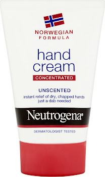 Neutrogena Norwegian Formula Hand Cream - Concentrated, 50ml
