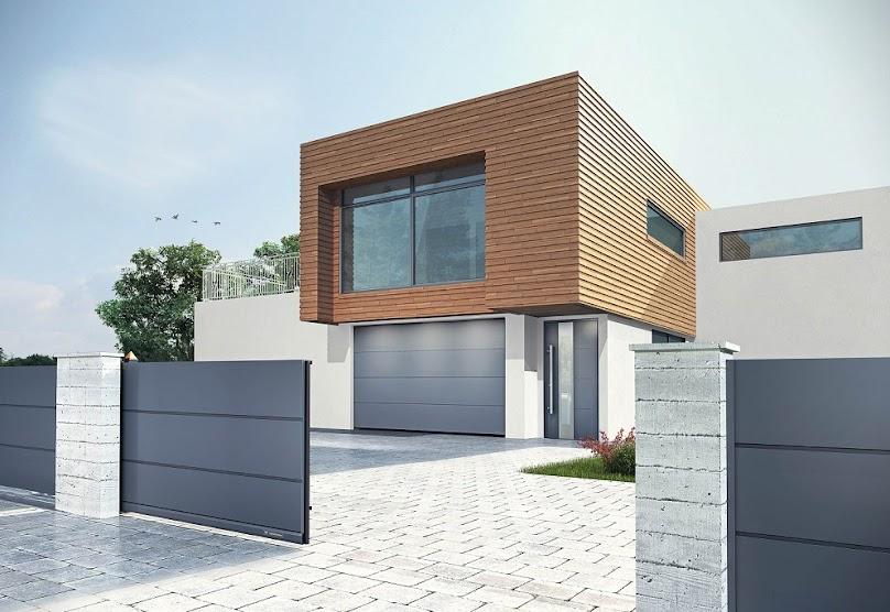 Bramy, okna, drzwi i ogrodzenie z kolekcji Home Inclusive 2.0.