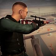 Sniper Duty: Prison Yard