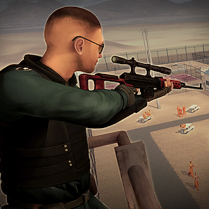 Sniper Duty: Prison Yard for PC and MAC