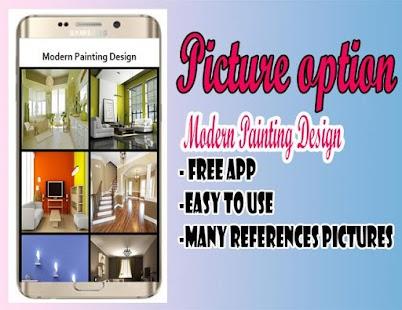 Modern Painting Design - náhled