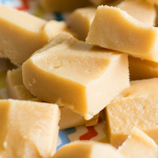 Soft & Creamy Vanilla Fudge
