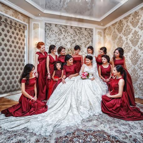 Fotógrafo de bodas Sarvar Azimov (sarvarazimov). Foto del 11.10.2017